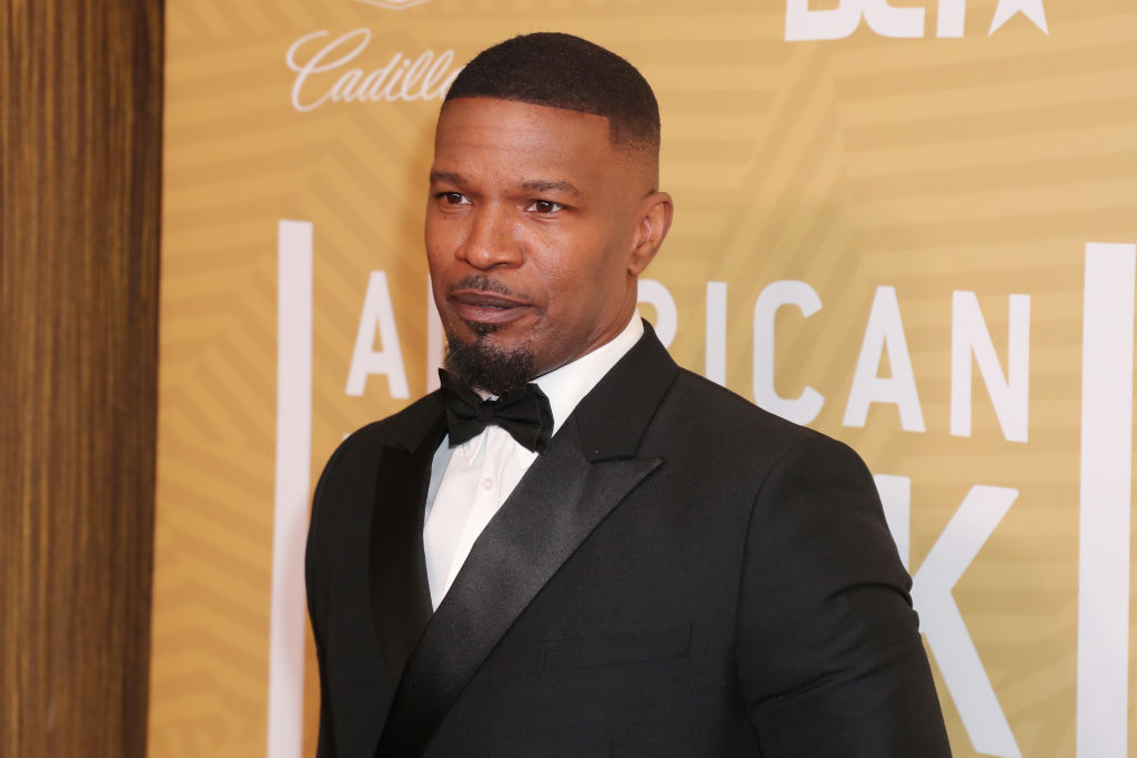 Jamie Foxx Isn't Here For Kanye West Running For President