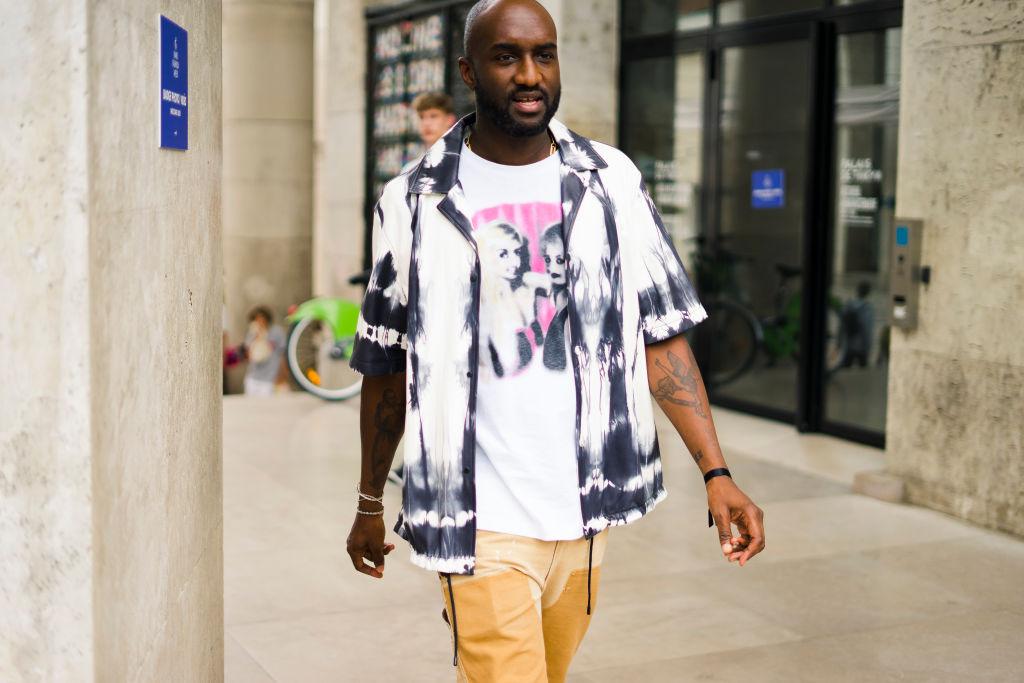 Street Style : Paris Fashion Week - Menswear Spring/Summer 2020 : Day One