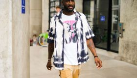 Street Style : Paris Fashion Week - Menswear Spring/Summer 2020 : Day One