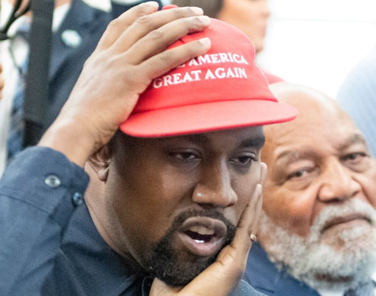 Kanye West Reportedly Going Through A Severe Bipolar Episode