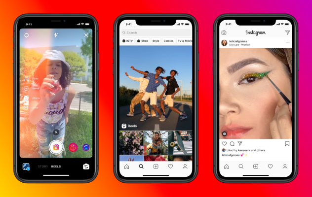 Instagram's Answer To TikTok, Reels Is Coming To The United States