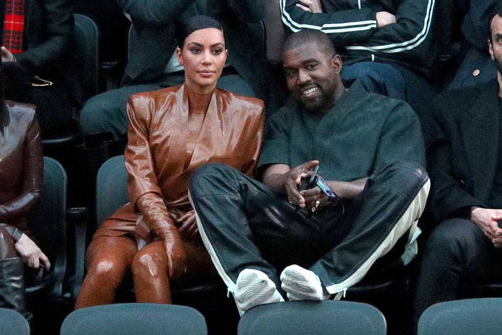 Kanye West Claims He Has Been Trying To Divorce Kim Kardashian