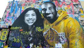 NBA: Kobe Bryant Murals
