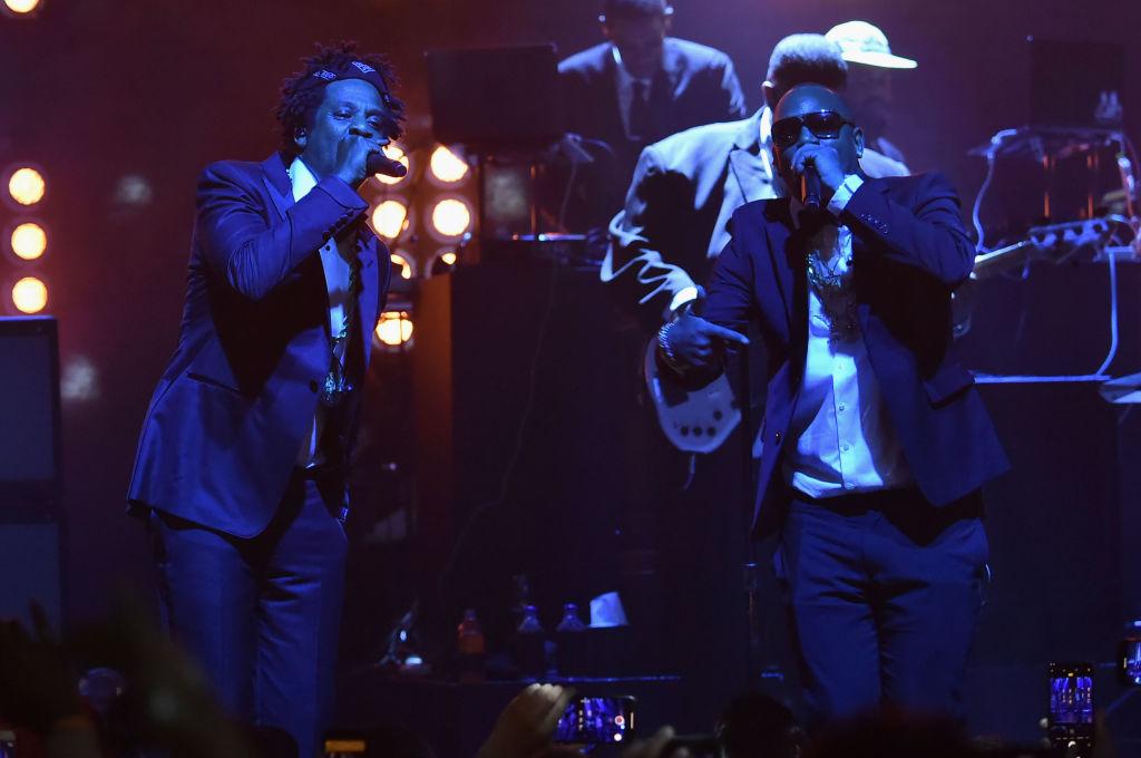 "Faizon Love Accuses JAY-Z of ""Fake Dope-Dealing,"" Cam'ron Defends Jigga"