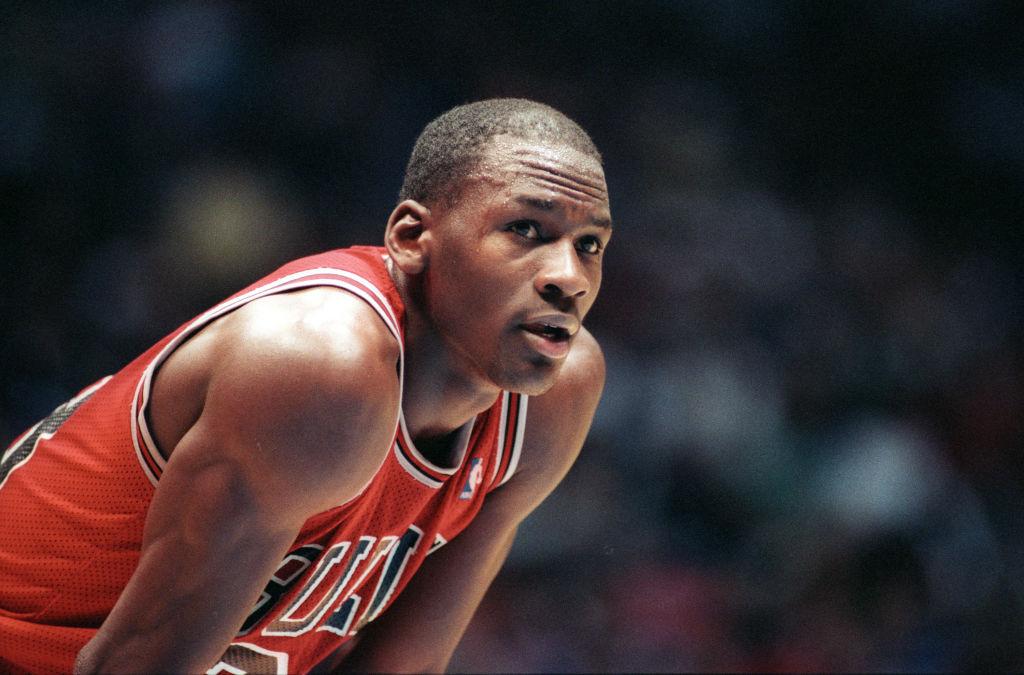 Michael Jordan - Chicago Bulls File Photos