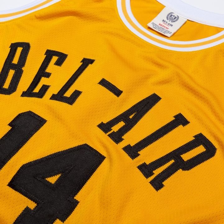 Bel-Air Hoops Collection Clothing