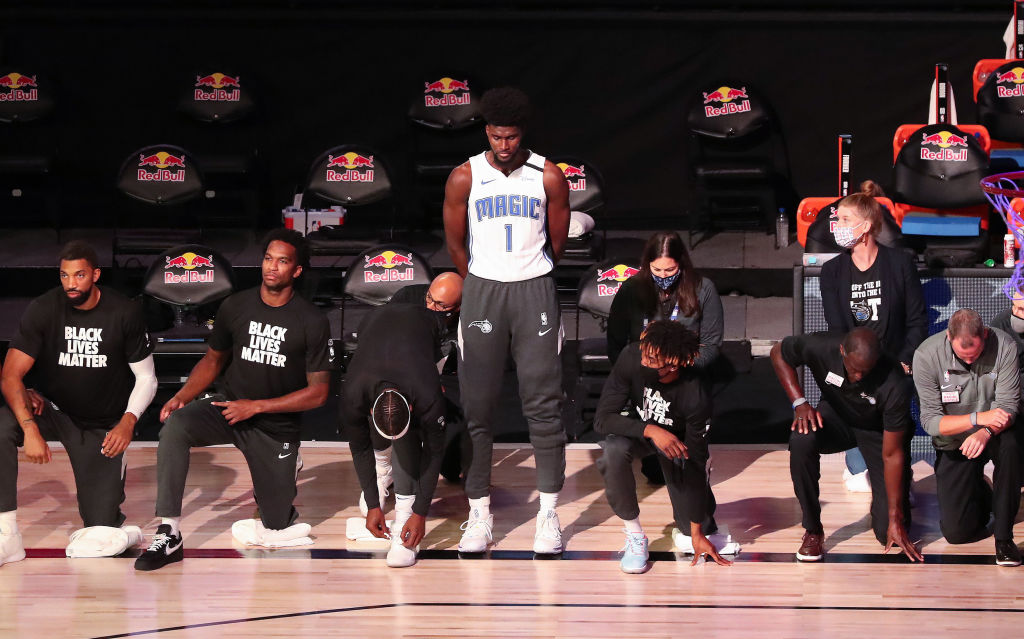 Orlando Magics' Jonathan Isaac Explaination For Not Kneeling Is Confusing