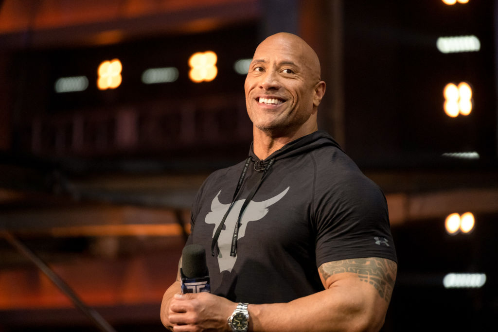 The Rock Purchasing The XFL For $15 Million