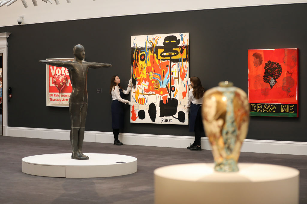 Sotheby's Contemporary Art Auctions Preview