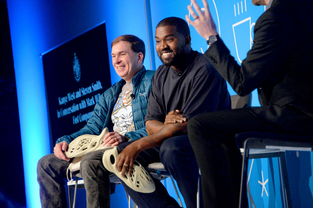 Twitter Is Not Feeling Kanye West's YEEZY x Derrick Rose Basketball Kicks