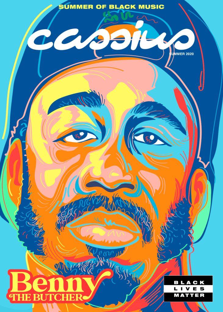 CASSIUS Summer 2020 Of Black Music Cover