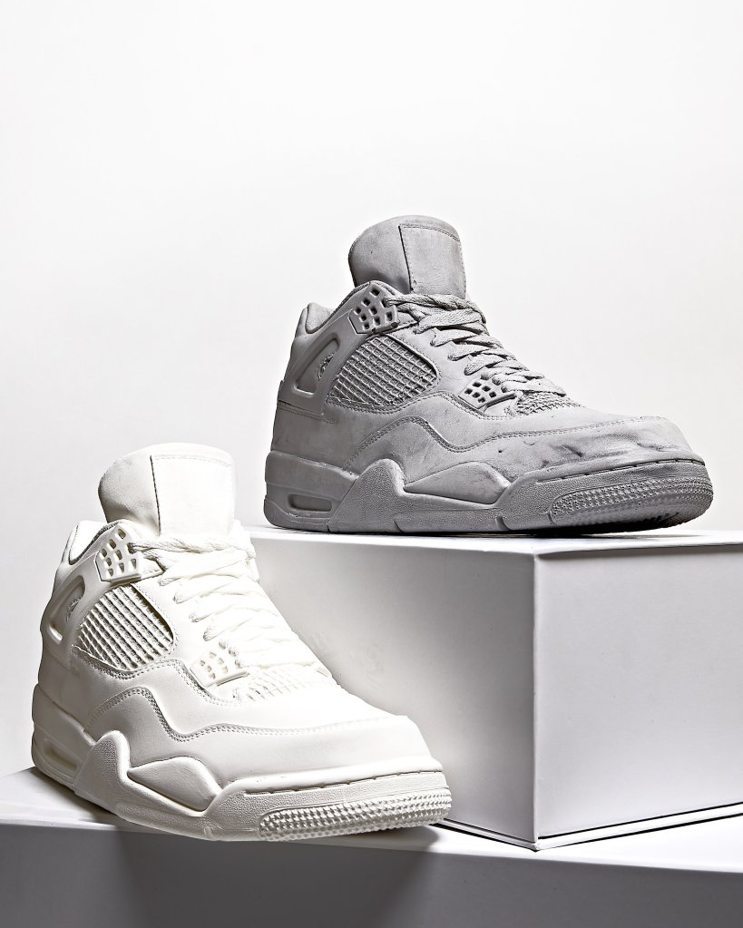 Concrete & Resin Air Jordan 4