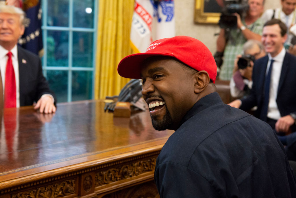 Kanye West Team of Petitioners Hop On Private Jet Secure Signatures