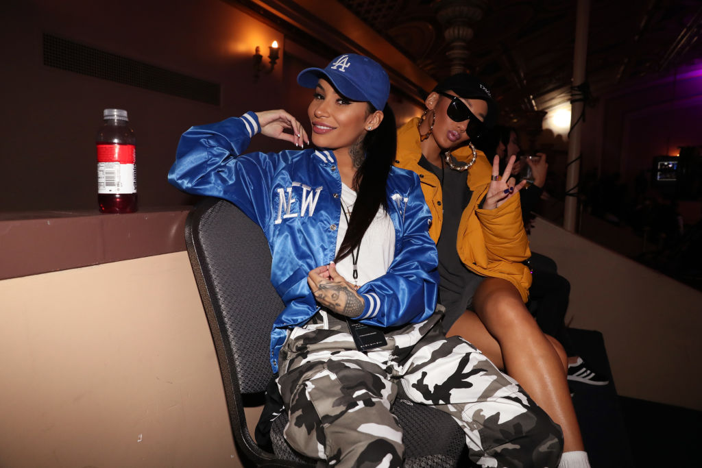 Tidal X Chris Brown Pop Up Show