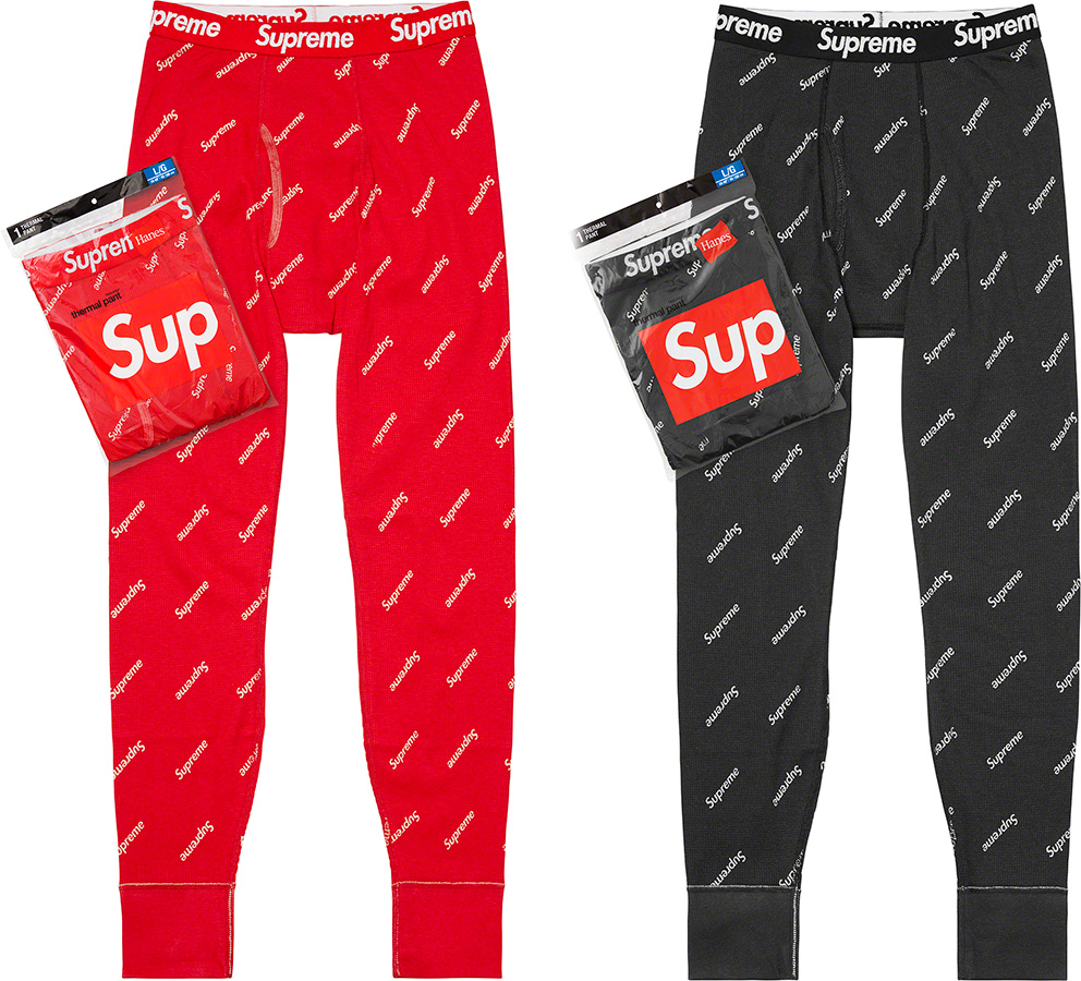 Supreme FW 2020 Collection