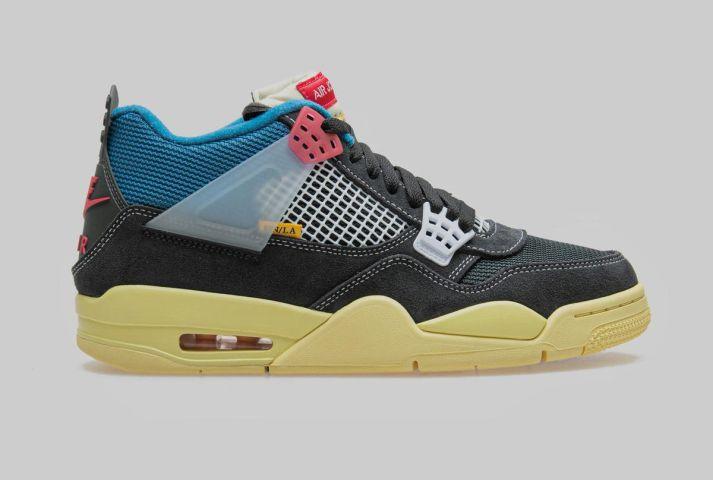 Air Jordan X UNION