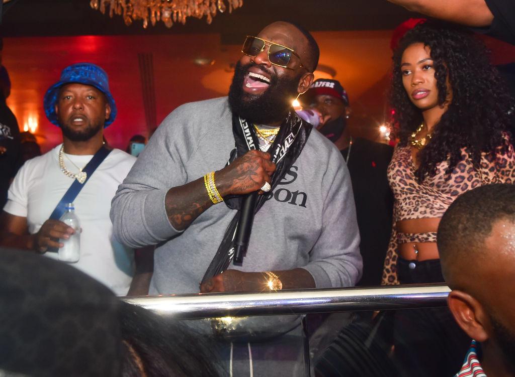 "50 Cent Loses ""in Da Club"" Remix Appeal, Rick Ross Trolls Him On Instagram"