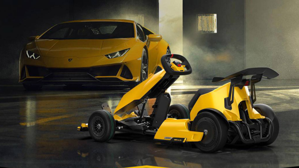 Lamborghini Xiaomi Go Kart