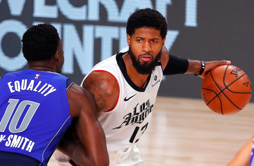 Los Angeles Clippers v Dallas Mavericks - Game Three