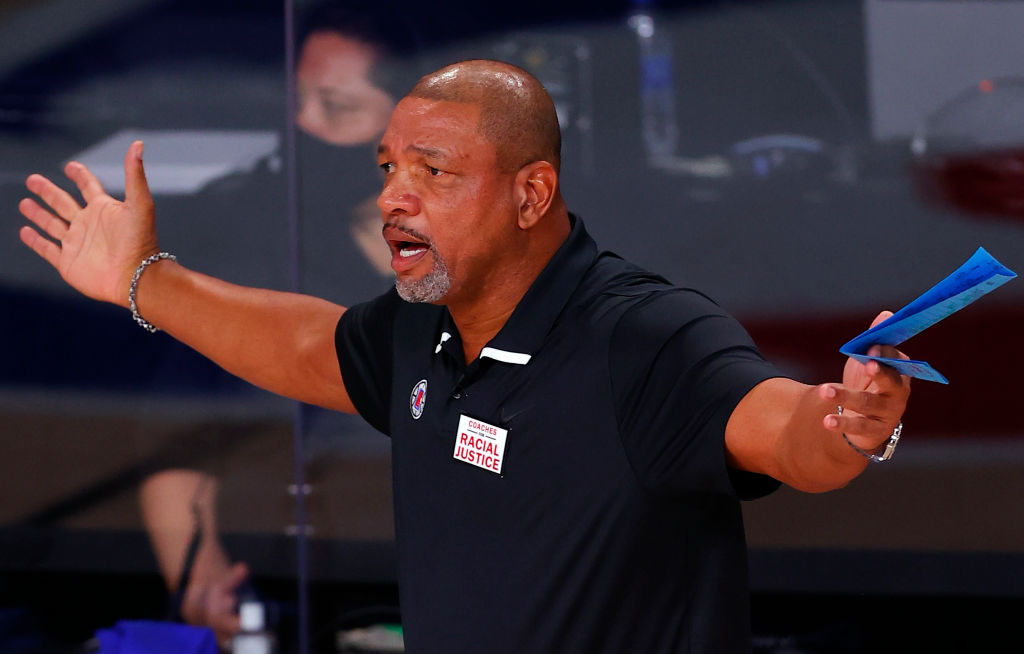 Doc Rivers Gets Emotional While Speaking About The Shooting of Jacob Blake