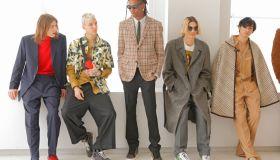David Hart - February 2020 - New York Fashion Week: Men's