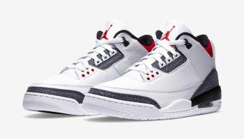 Air Jordan 3 Denim