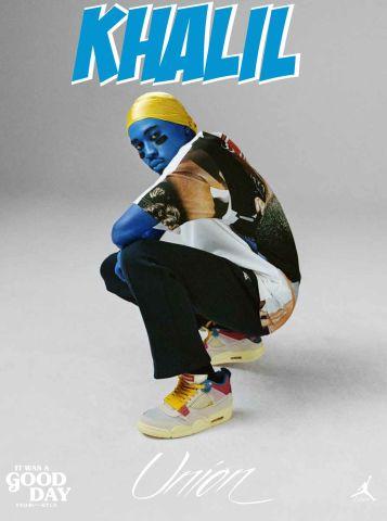 UNION x Jordan Brand Anime
