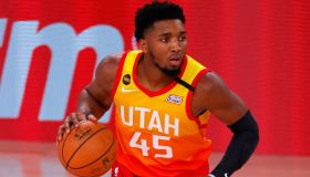 Denver Nuggets v Utah Jazz - Game Three