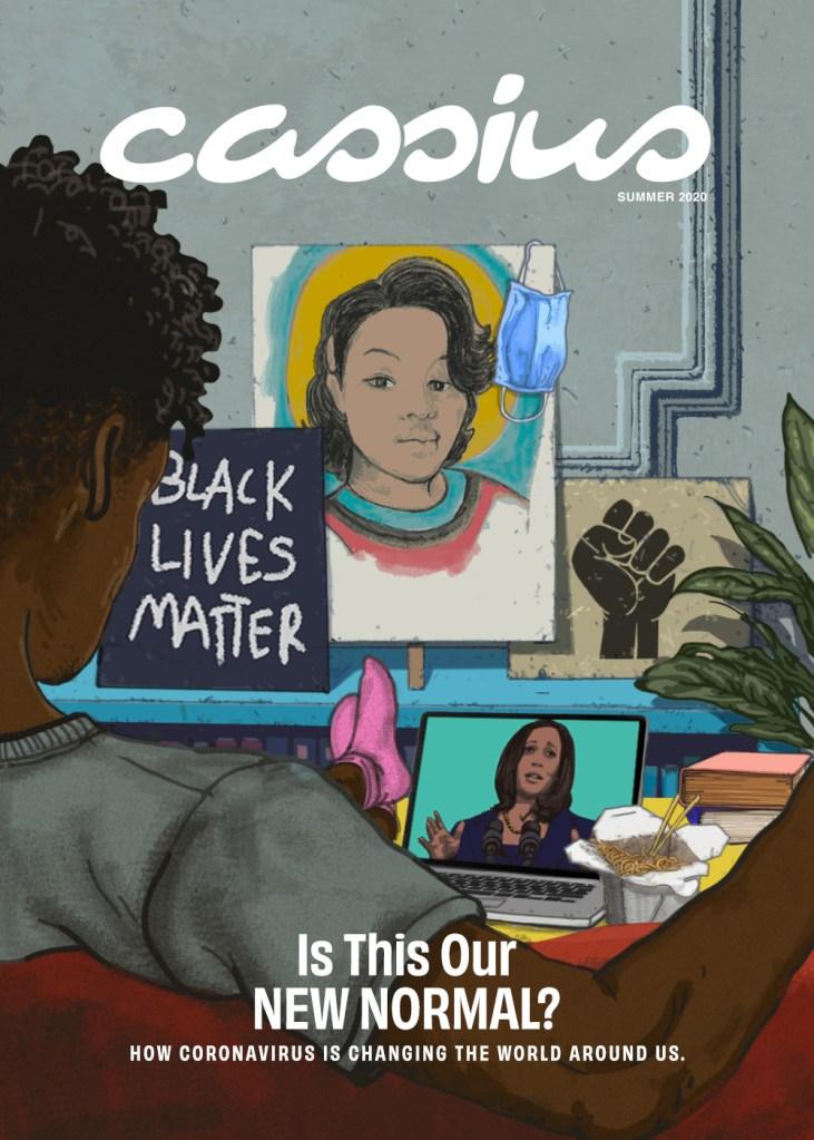 Cassius September 2020 Cover