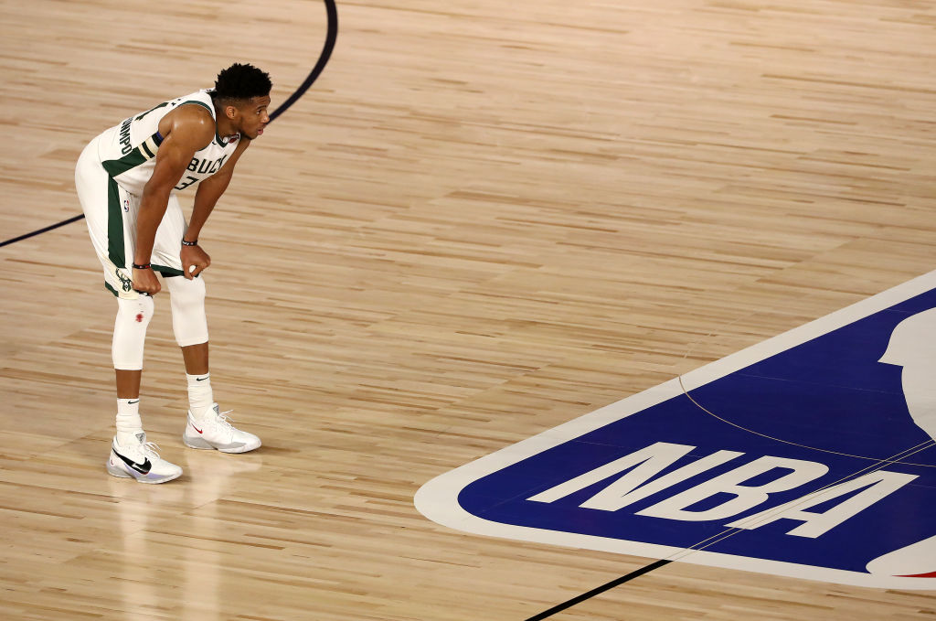 Giannis Antetokounmpo Says He Is Not Leaving The Milwaukee Bucks
