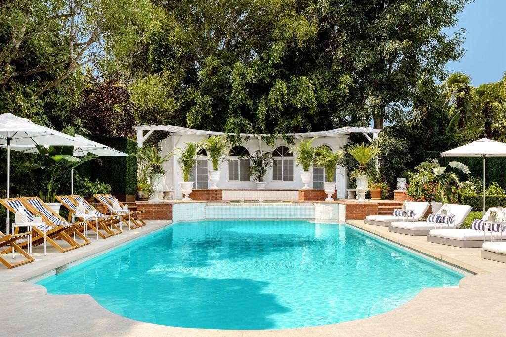 Fresh Prince Of Bel Air Mansion Airbnb