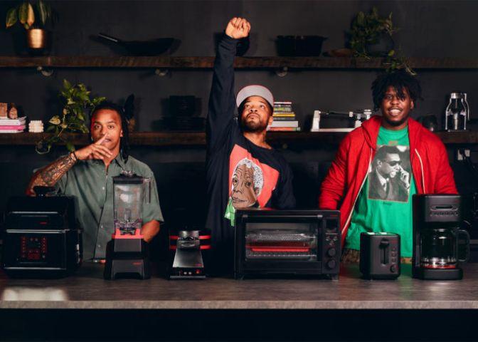Ghetto Gastro CRUX Kitchen Appliances