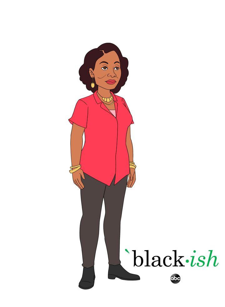 ABC Black-ish Character Animation
