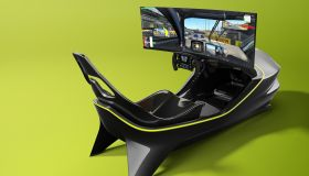 ASTON MARTIN REVEALS FIRST RACING SIMULATOR: THE AMR-C01