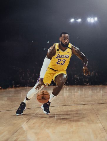 Nike Unveils LeBron 18