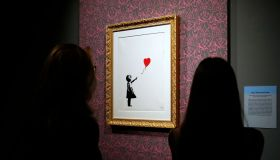 A visual Protest Exhibition of the artist Bansky