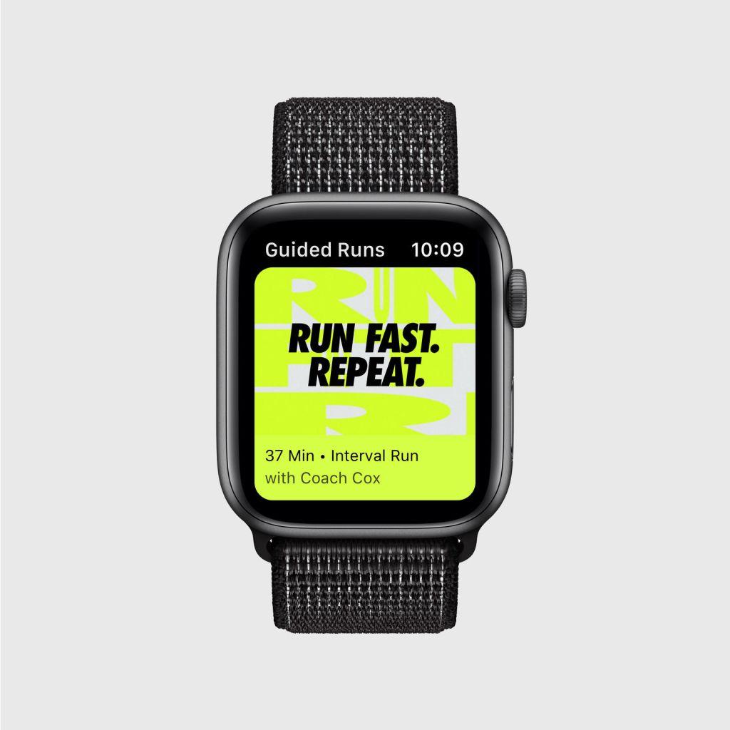 Nike Run Club Apple Watch App