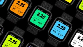 Nike Run Club Apple Watch App