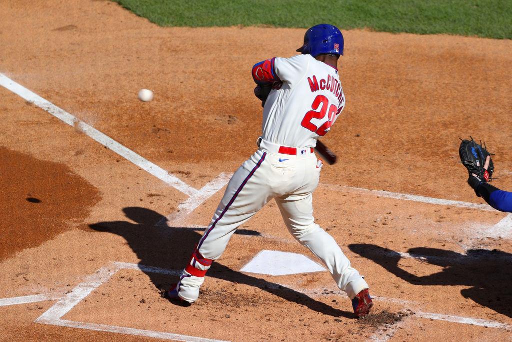 MLB: SEP 20 Blue Jays at Phillies