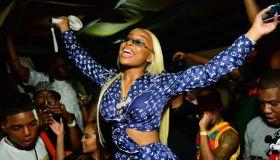 Gucci Mane Hosts Elleven45 Nightclub