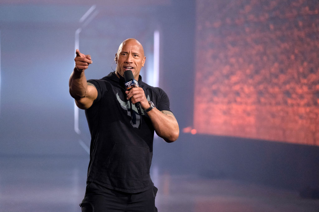 Dwayne 'The Rock' Johnson Is Supporting Joe Biden & Kamala Harris