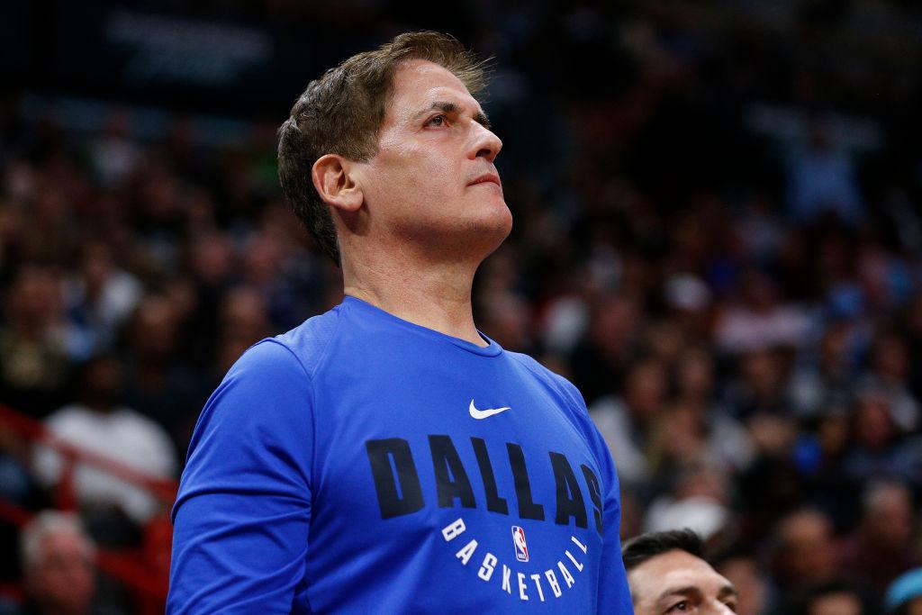 Dallas Mavericks Owner Mark Cuban Steps In To Help Delonte West