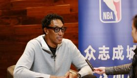 U.S.-CHICAGO-SCOTTIE PIPPEN-SUPPORT-CHINA-COVID-19-BATTLE