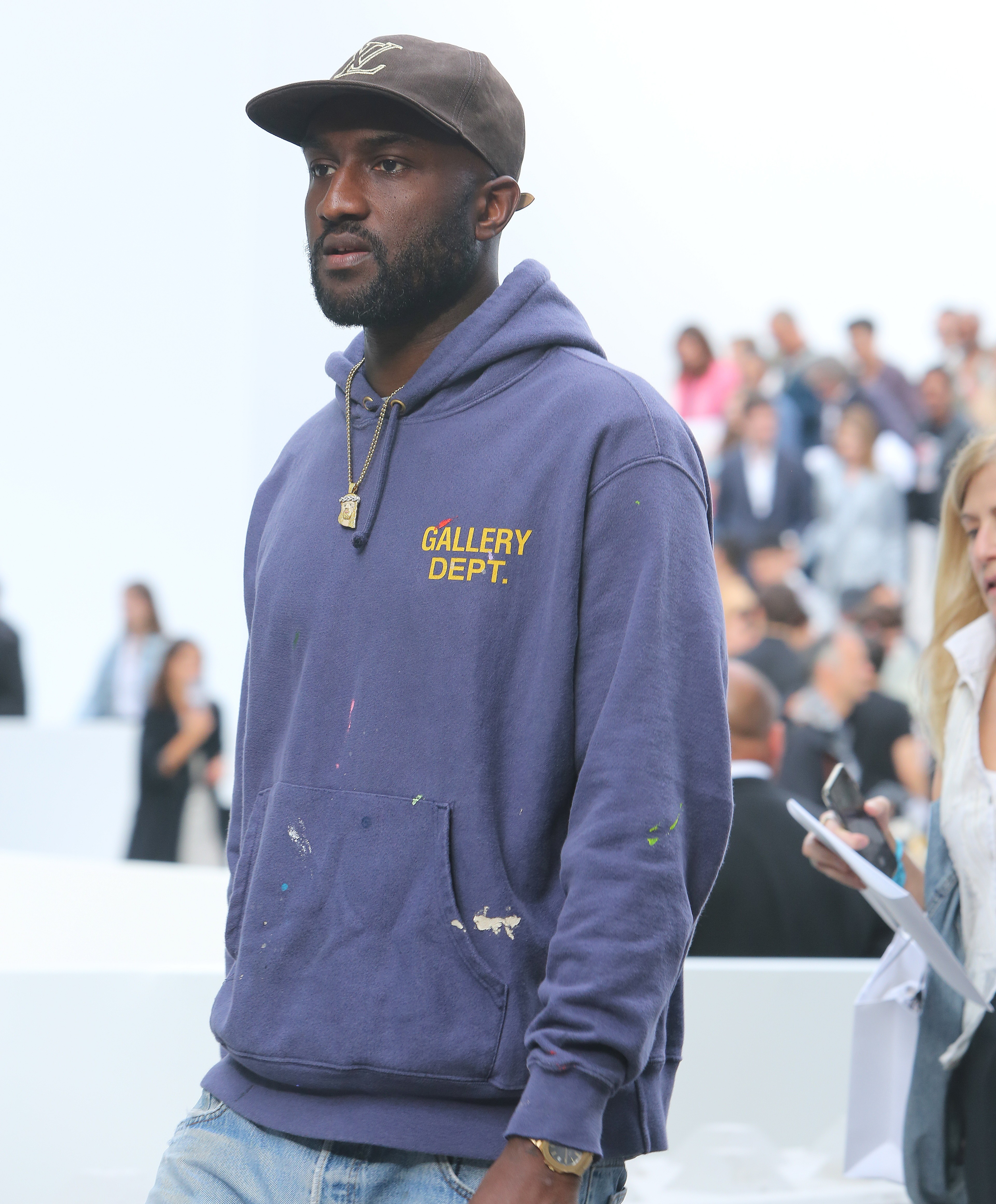 Celebrities at the Dior Menswear Spring Summer 2020 Show