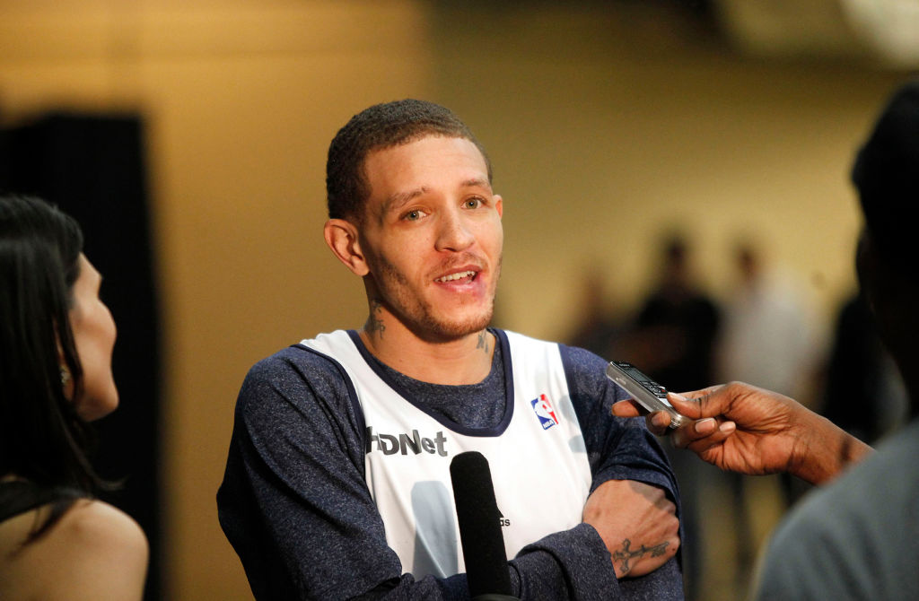 Delonte West On The Road To Recovery At Detox Center