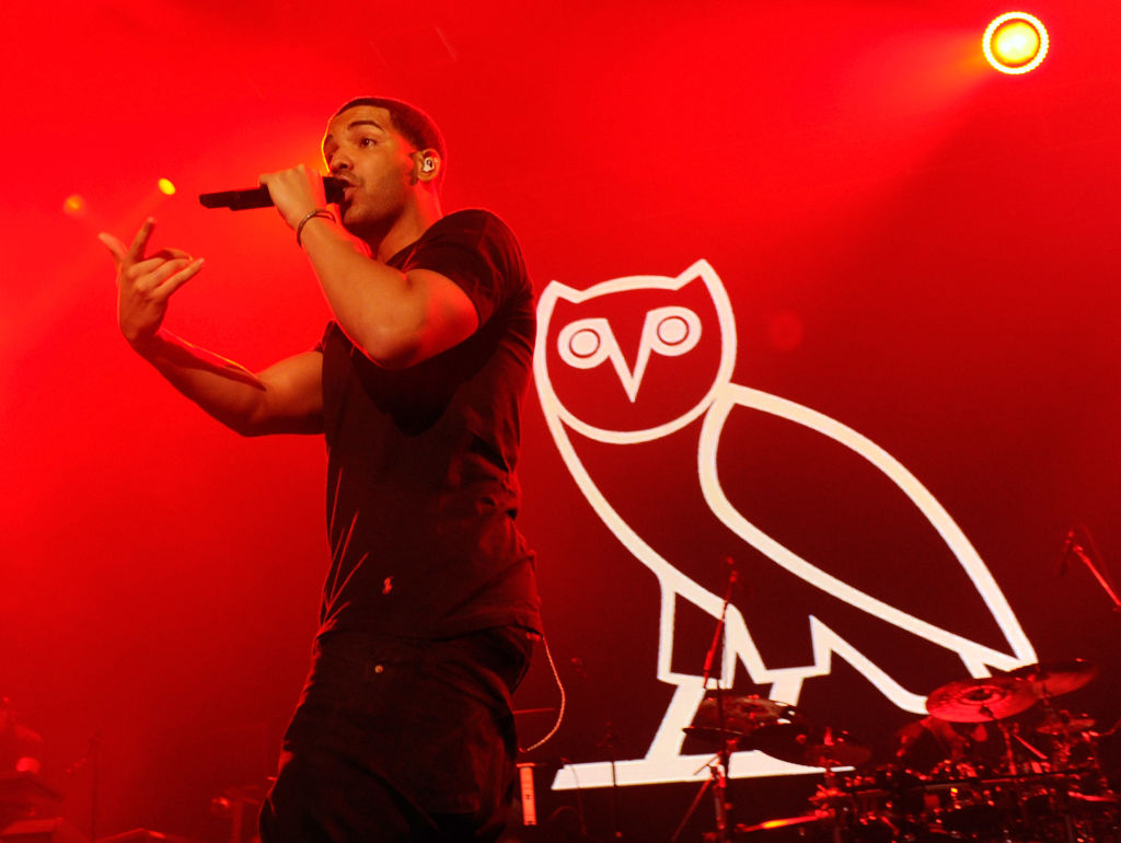 Drake Performs At The Joint At The Hard Rock Hotel & Casino