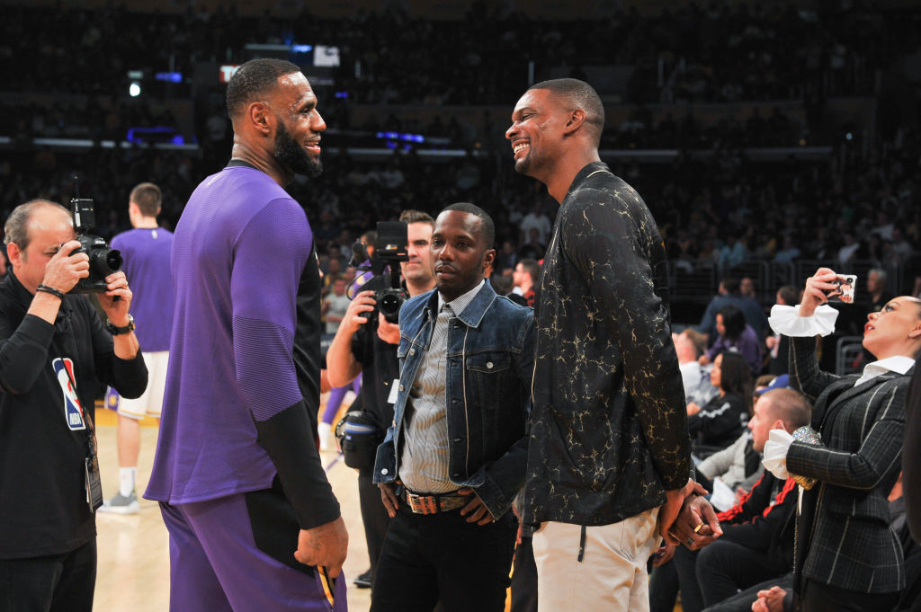 Chris Bosh Makes The Case For Dwyane Wade Being LeBron James Best Teammate