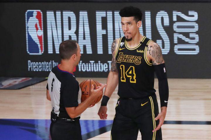 2020 NBA Finals - Game Five