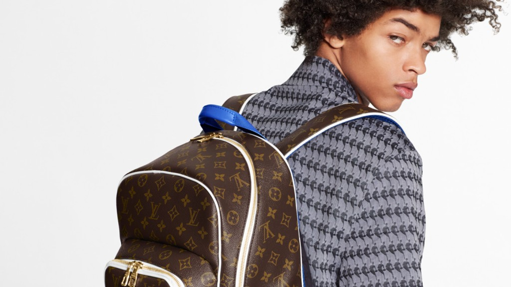 Louis Vuitton X NBA Collaboration