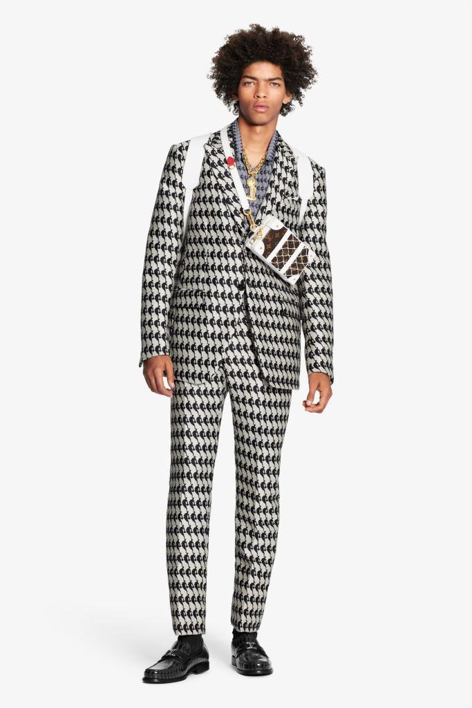 Louis Vuitton X NBA Collaboration